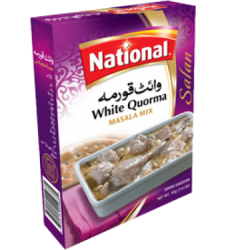 National White Qourma Masala Mix (Sachet)
