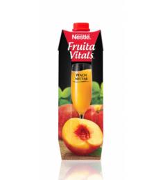 Nestle Fruita Vitals Peach Nectar (1lt)