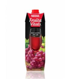 Nestle Fruita Vitals Red Grapes (1lt)
