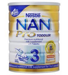 Nestle Nan 3 (400Gms)