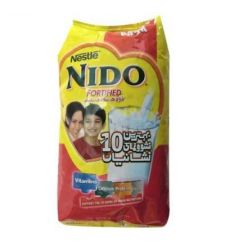 Nestle Nido Fortified Instant Milk Powder (400Gms)