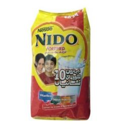 Nestle Nido Fortified Instant Milk Powder (400Gms)