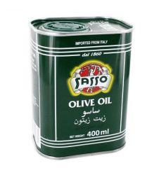 Sasso Olive Oil Tin (5ltr)