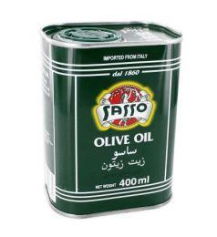 Sasso Olive Oil Tin (1ltr)