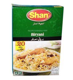 Shan Biryani Masala Economy Pack (100gms)