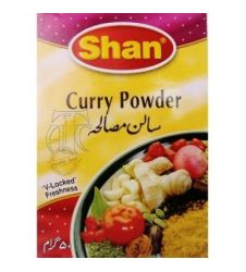 Shan Curry Powder (50gms)