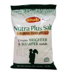 Shan Nutra Plus Salt Iodine Fortified (800gms)