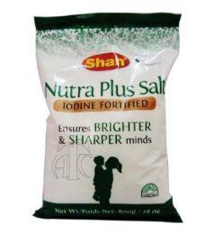 Shan Nutra Plus Salt Iodine Fortified (800gms)
