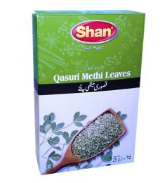 Shan Qasuri Meethi Leaves (25gms)