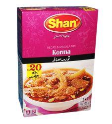 Shan Qorma Masala Economy Pack (100gms)