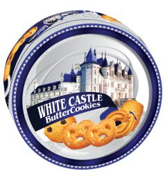 White Castle Butter Cookies (900gm)