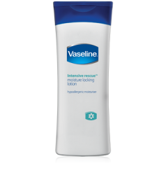 VASELINE BODY LOTION - INTENSIVE RESCUE (250ML)