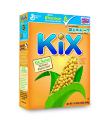 Kix Original Cereal (340gm)