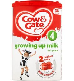 Cow & Gate growing up milk 4 (900gm)