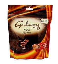 Galaxy Hazelnut Mini (250 Gm)