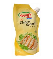 Young's French Chicken Spread (500Ml)
