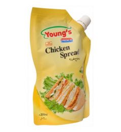 Young's French Chicken Spread (1Kg)