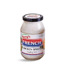 Young's French Chicken Spread (480Ml)