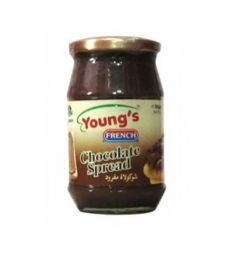 Young's French Chocolate Spread (380Ml)