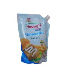 Young's French Mayonnaise (100Ml)