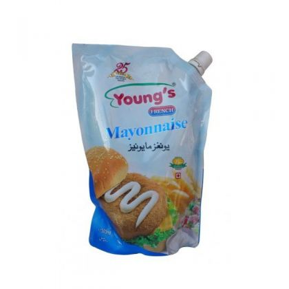 Young s French Mayonnaise (200Ml)