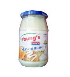 Young's French Mayonnaise (300Ml)