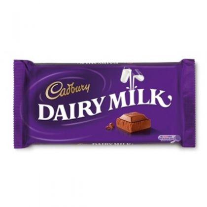 Cadbury Dairy Milk (20 Gm)