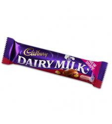 Cadbury Dairy Milk Fruit & Nut (40 Gm)