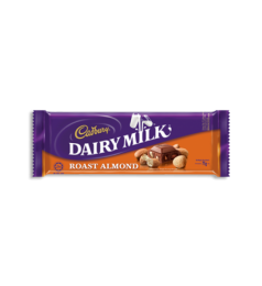 Cadbury Dairy Milk Roasted Almond (40 Gm)