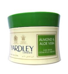 Yardley Almond And Aloe Vera Hair Cream (150gm)