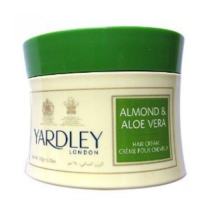 Yardley Almond And Aloe Vera Hair Cream (150gm)
