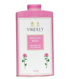 Yardley English Rose Talcum Powder (250gm)