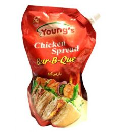 Young's Bar-B-Que Chicken Spread Pouch (200ml)