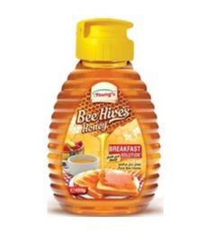 Young's Beehives Honey Squeeze Bottle