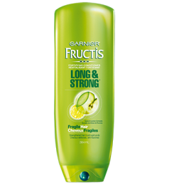 Garnier Fructis Conditioner - Long & Strong (400 Ml)
