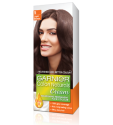 Garnier Color Naturals No. 5 (light Brown)