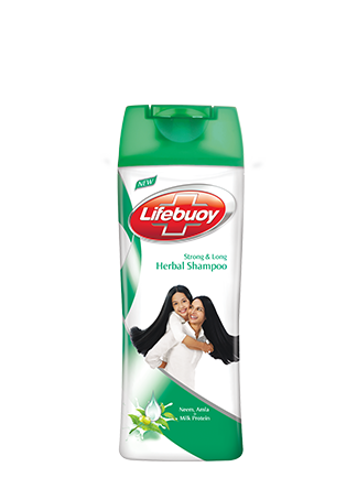 Lifebuoy Shampoo Herbal 200ml Hair Shampoo Gomart Pk
