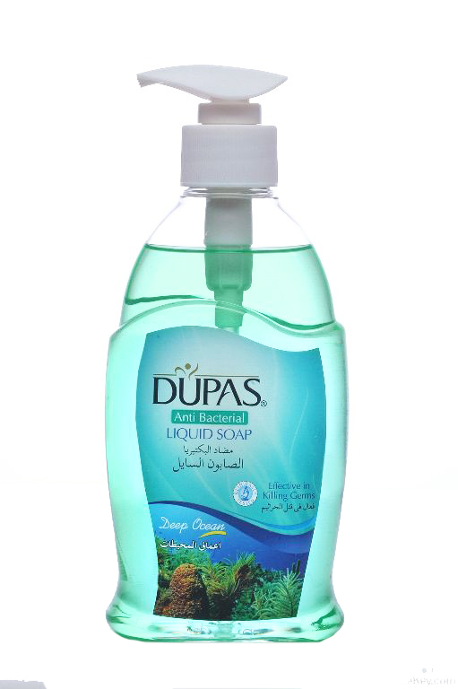 Dupas Deep Ocean Anti Bacterial Liquid Soap Soap Amp Hand