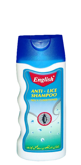 English Anti Lice Shampoo Medium Hair Shampoo Gomart Pk