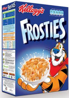 Kellogg S Frosties 175gms Breakfast Cereals Gomart Pk