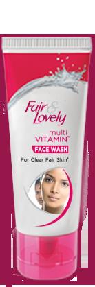 Fair Amp Lovely Facial Wash Multi Vitamin 50g Skin Care