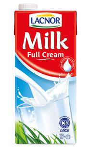 Lacnor Full Cream Milk 1ltr Dairy Drinks Gomart Pk