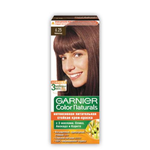 11 >> Garnier Color Naturals No. 6.25 (chestnut Brown) - Hair Color & Dye | Gomart.pk