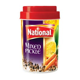 National Mixed Pickle 1kg Sauce Gomart Pk