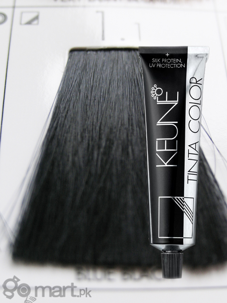 Keune Tinta Color Blue Black 1 1 Hair Color Amp Dye
