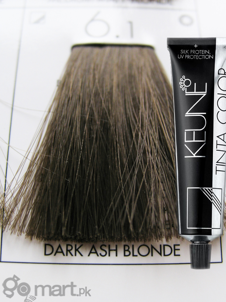 Keune Tinta Color Dark Ash Blonde 61  Hair Color Amp Dye  Gomartpk