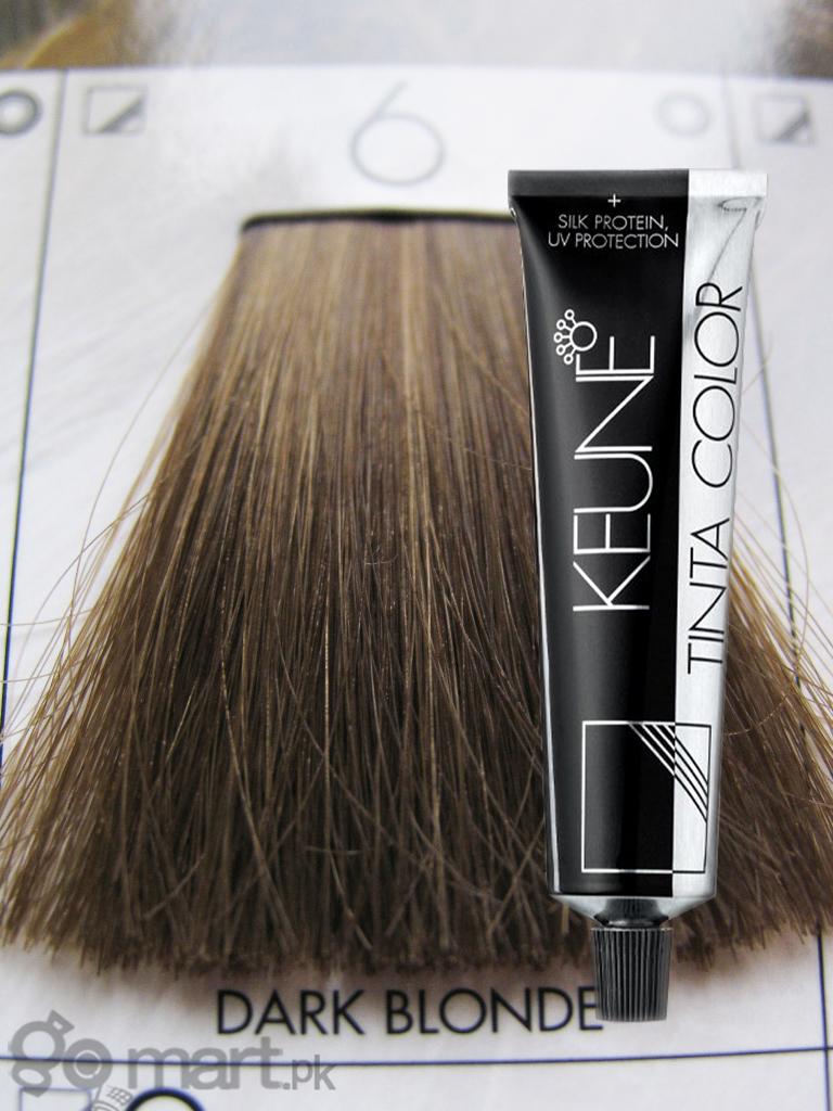 Keune Tinta Color Dark Blonde 6 Hair Color Amp Dye Gomart Pk