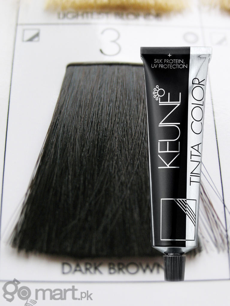 Keune Tinta Color Dark Brown 3 Hair Color Amp Dye Gomart Pk
