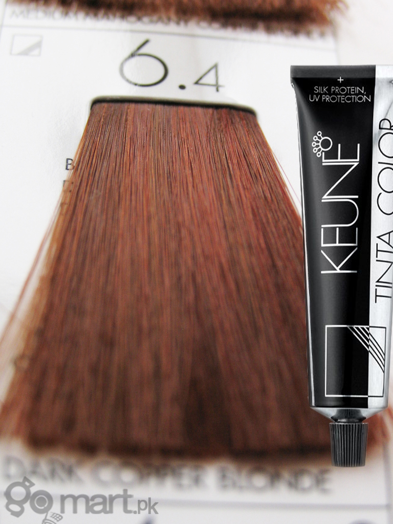 Keune Tinta Color Dark Copper Blonde 6 4 Hair Color