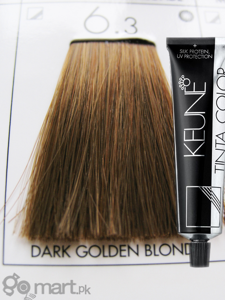 Keune Tinta Color Dark Golden Blonde 6 3 Hair Color Amp Dye Gomart Pk